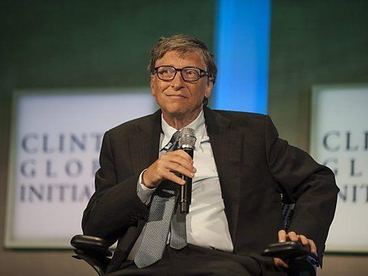 Bill Gates will Bami persönlich entgegennehmen