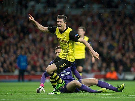Lewandowski erzielt 2:1-Siegtreffer für den BVB