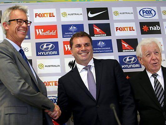 Der erste australische Socceroos-Trainer seit 1974