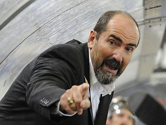 Richer war zweieinhalb Jahre Cheftrainer in Graz