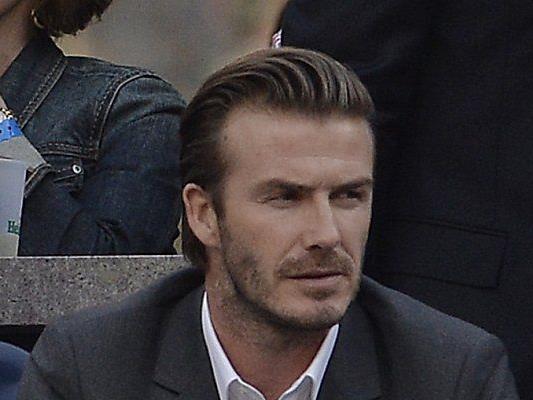 Beckham hat offenbar bereits neue Ideen im Fokus
