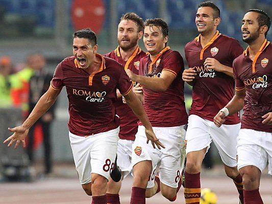 Die Party des AS Roma geht weiter
