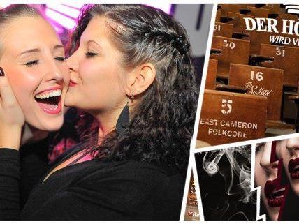 An diesem Wochenende darf sich das Wiener Partyvolk wieder auf einige Highlights freuen.