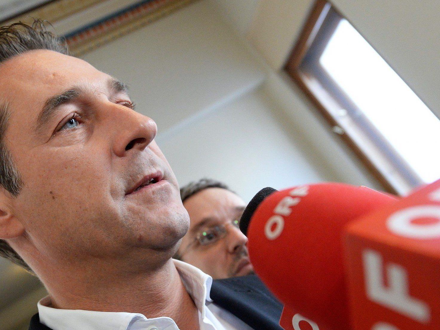 Am Dienstag wurde ein Verhandlungsteam der FPÖ nominiert.
