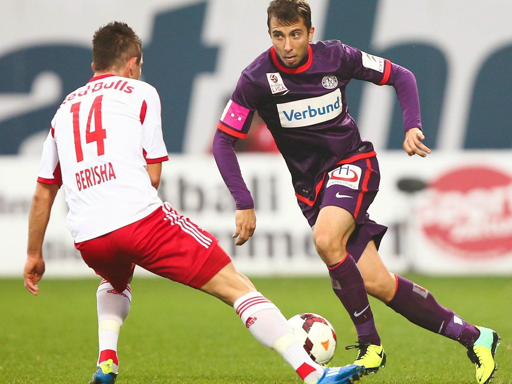 Salzburg stellte Rekord ein - 30 Liga-Spiele ungeschlagen