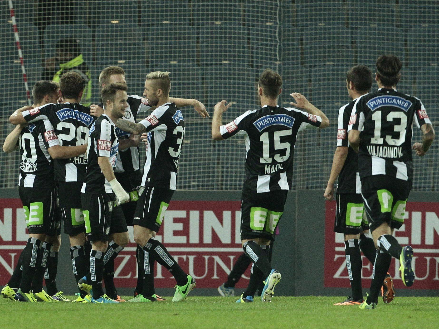 LIVE-Ticker: Wir berichten ab 16.30 Uhr live vom Spiel FC Wacker Innsbruck gegen WAC.