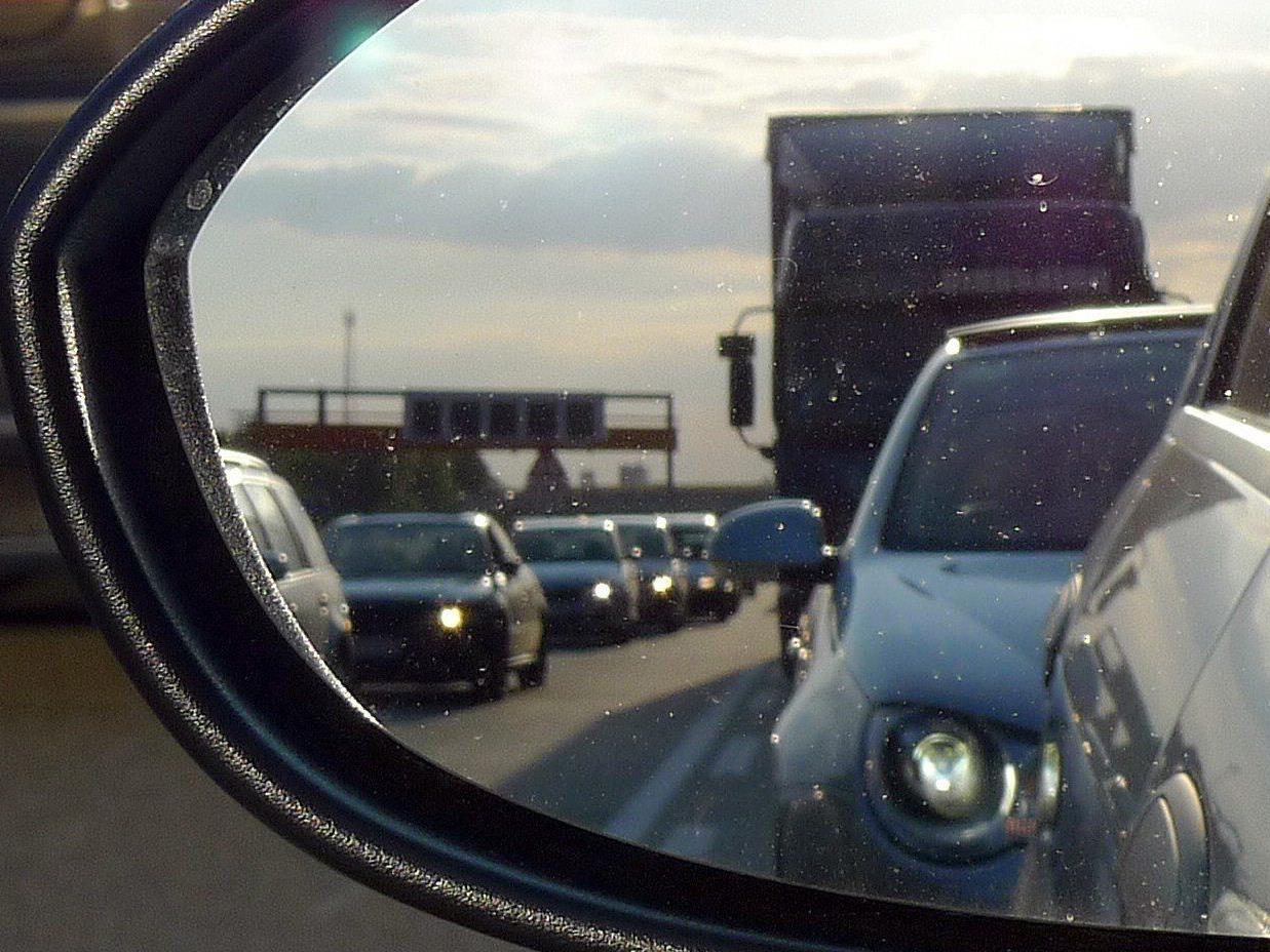 Am Donnerstag sorgten zahlreiche Unfälle auf der A23 für Stau im Frühverkehr.