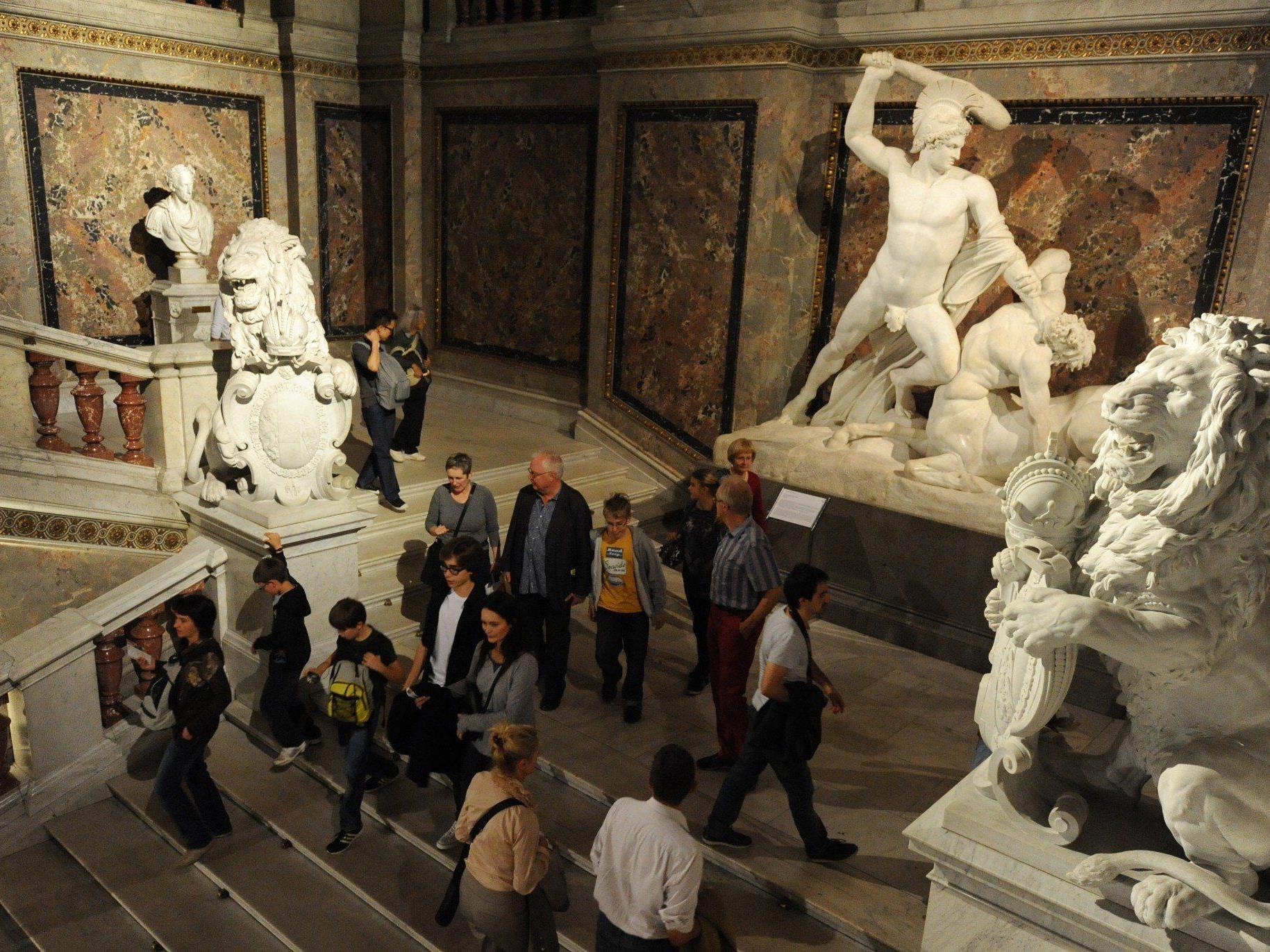Lange Nacht der Museen lockte österreichweit Besucher