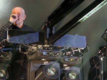 Am Donnerstag bewies Peter Gabriel, dass er es noch immer kann.