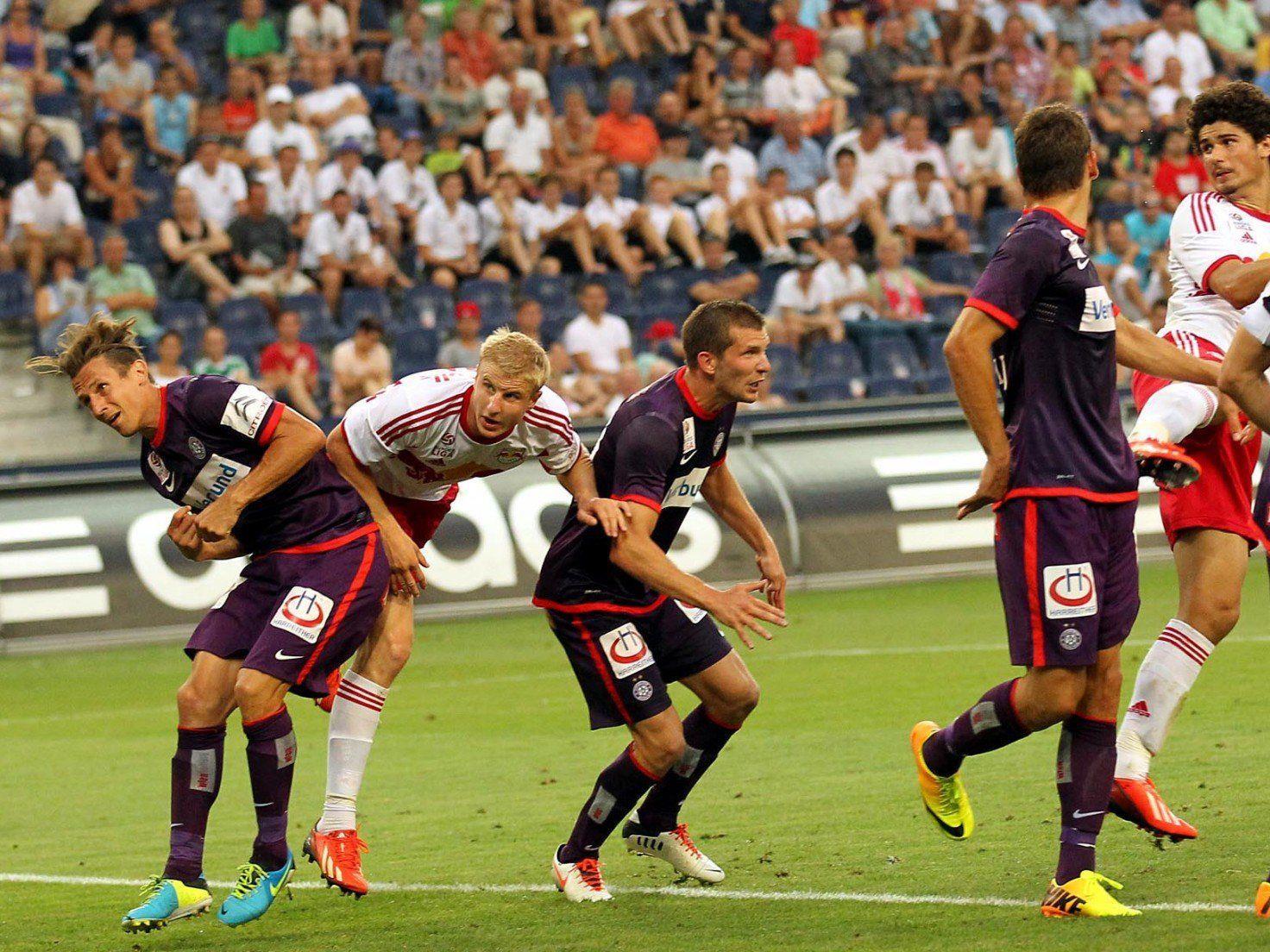 LIVE-Ticker zum Spiel FK Austria Wien gegen Red Bull Salzburg.