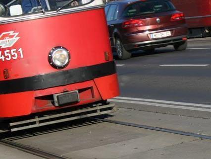 21-Jähriger wurde in Wien - Margareten vonStraßenbahn erfasst