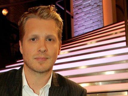 """Oliver Pocher gesellt sich als neues Jurymitglied zur """"Großen Comedy Chance"""" dazu."""