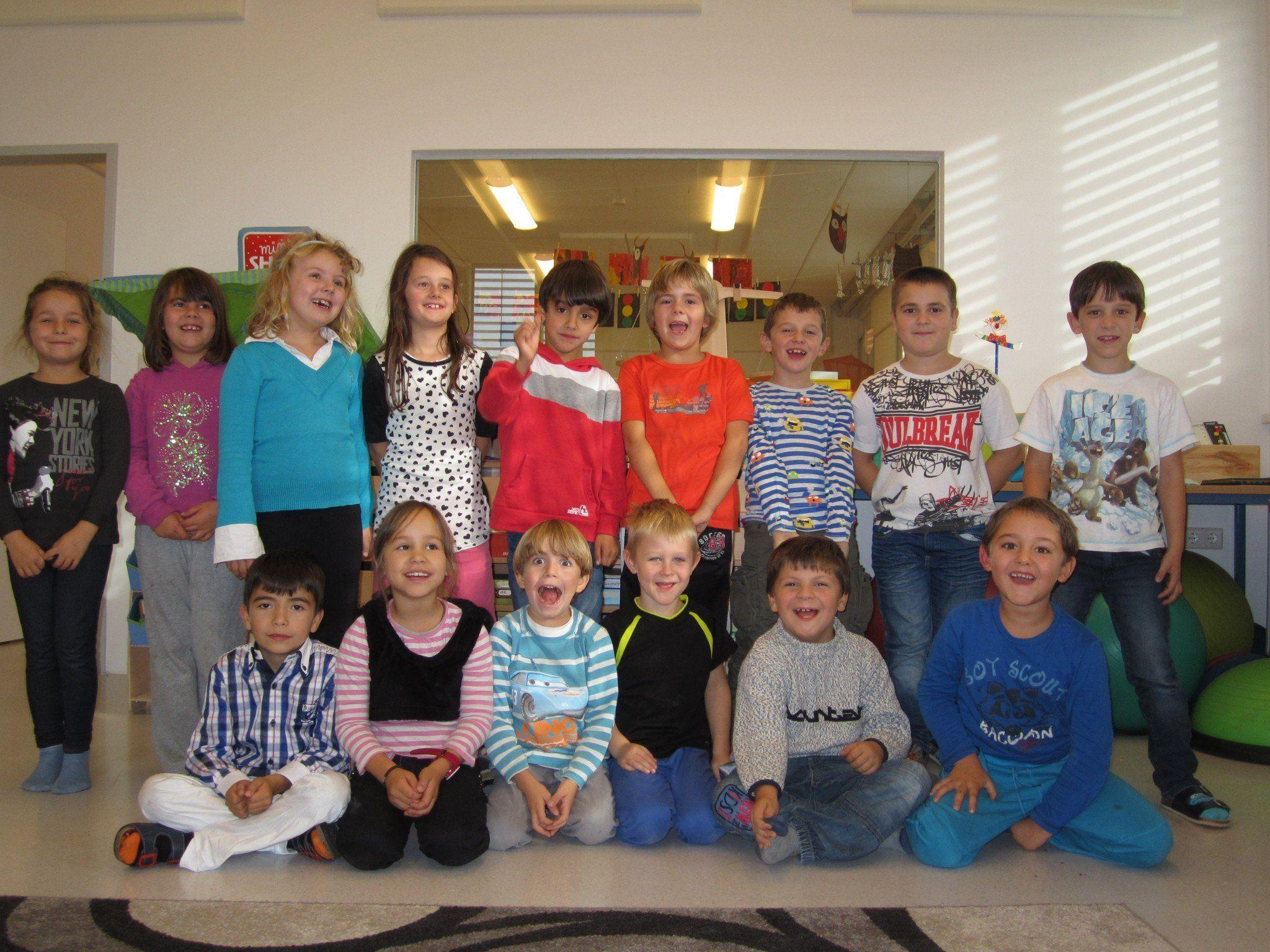 Auch Kinder aus anderen Sprengeln können das Angebot Ganztagsklasse an der VS Kirchdorf nutzen.