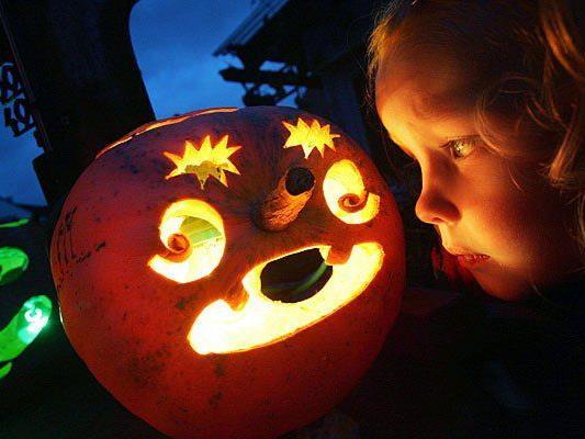 Nicht nur bei Kindern ist Halloween höchst beliebt