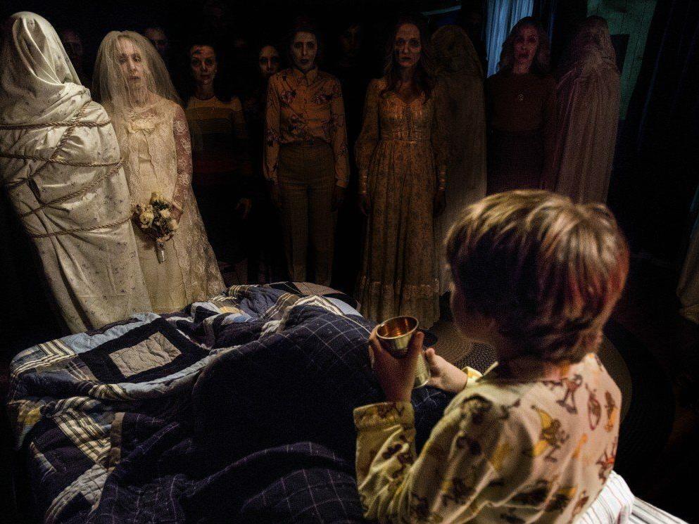 Insidious Chapter 2 startet am 18. Oktober in den österreichischen Kinos.