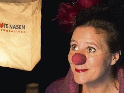 Am 11. November findet am Stephansplatz das erste Rote Nasen Laternenfest statt.