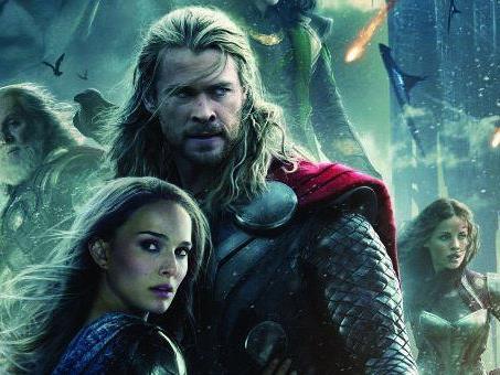 """VIENNA.AT verlost Tickets und Goodies zu """"Thor 2 - The Dark Kingdom""""."""