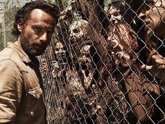 """Spannend geht es weiter bei """"The Walking Dead"""""""