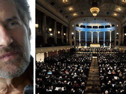 """Im Rahmen der Filmmusikgala """"Hollywood in Vienna"""" wird dieses Jahr James Horner ausgezeichnet."""