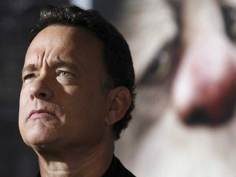 Bei Schauspieler Tom Hanks wurde Diabetes diagnostiziert.