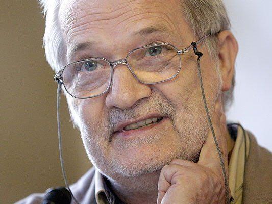 Komponist Peter Eötvös zeichnet nicht nur für das Werk am Wien Modern-Eröffnungsabend verantwortlich