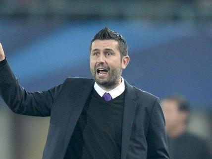 Nenad Bjelica wurde von der UEFA gesperrt.