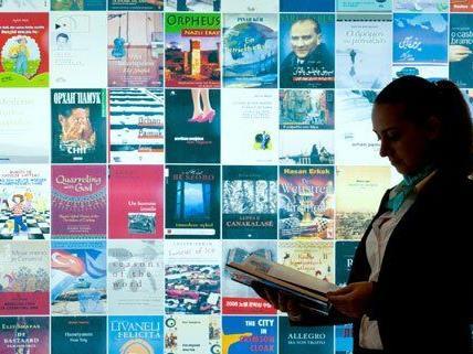 Heuer findet die Buchmesse vom 21. bis 24. November statt.