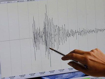 In der nacht auf Mittwoch gab es erneut ein Erdbeben.