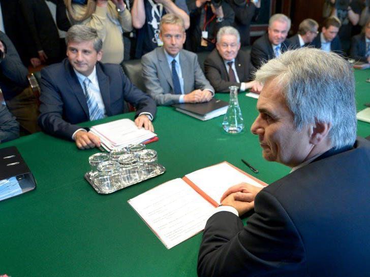 Koalition: Bis Weihnachten soll eine Einigung stehen.