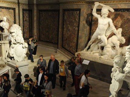 Im Vorjahr gab es großen Andrang bei der Langen Nacht der Museen.