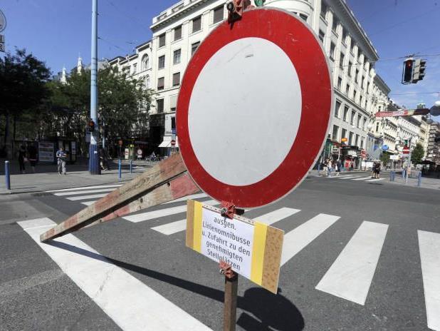Und Stopp: Die SPÖ richtet nun eigene Forderungen aus.