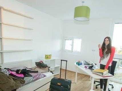 In Wien-Leopoldstadt gibt es neue Apartments für Studenten.
