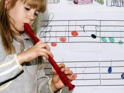 Ab sofort kann in der neu renovierten Zentrale der Musikschule Wien wieder musiziert werden.