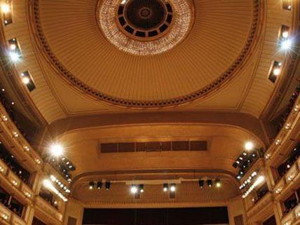 Vorstellungen der Wiener Staatsoper werden online übertragen.