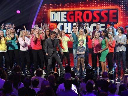 Am Fretag ging die 2. Live-Show über die ORF-Bühne.
