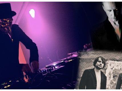 Internationale Top Acts wie Claptone, DJ Hell und Tube & Berger locken zum Suburbia Festival.