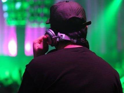 In Niederösterreich beendete die Polizei eine illegale Rave-Party.