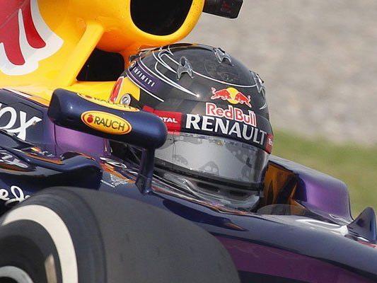 Steckbriefe von Weltmeister Vettel und seinem Team Red Bull.