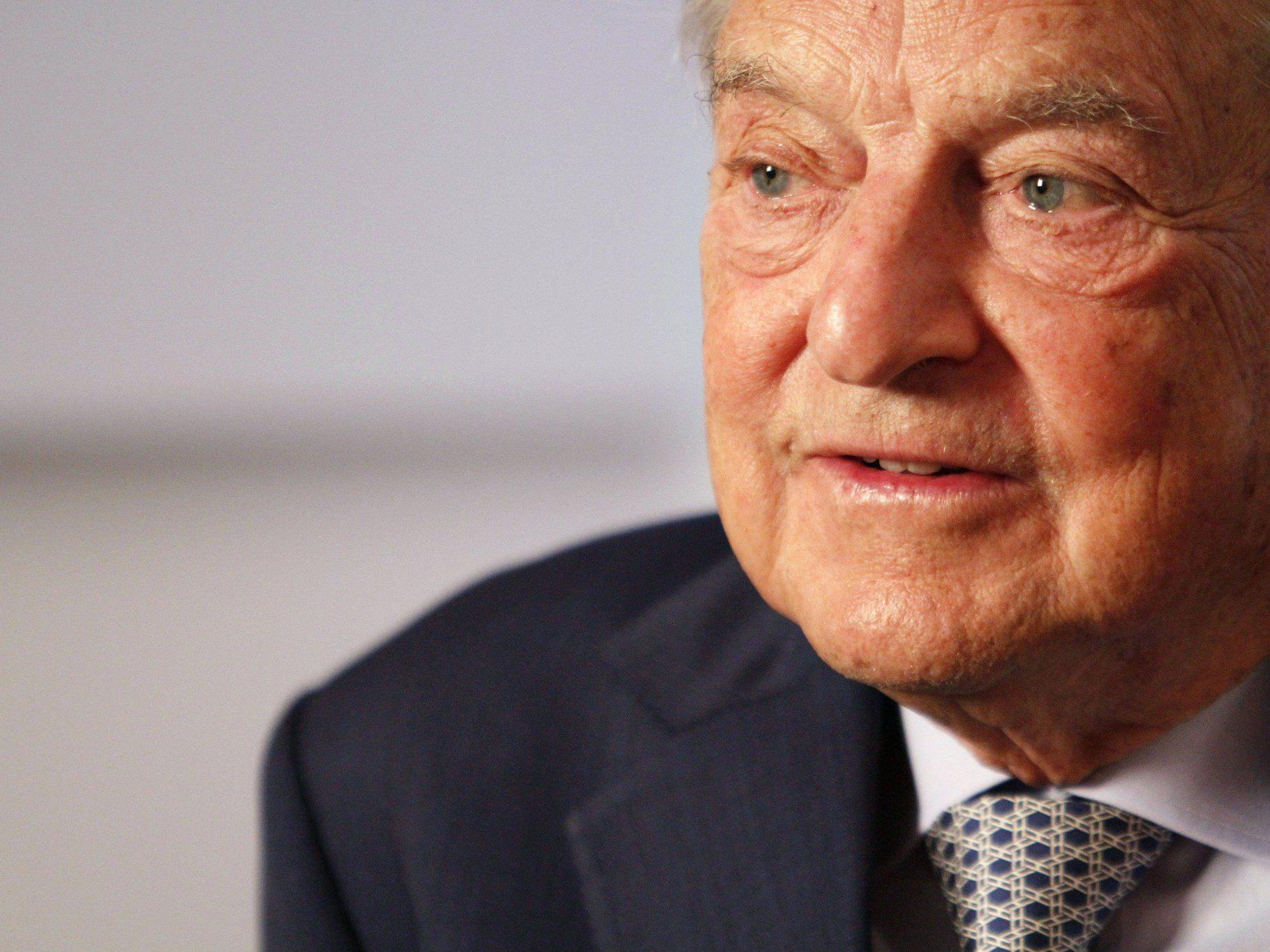 """Soros: Bei """"Haircut"""" öffentlicher Gläubiger würden Privatinvestoren in das Land zurückkehren."""