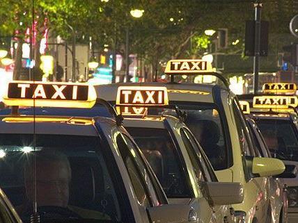 Versuchter Raubüberfall auf Taxilenker in Wien Rudolfsheim