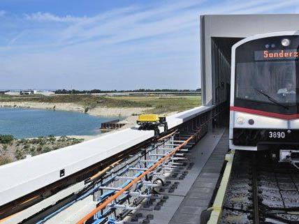 Am 5. oktober wird die neue Strecke eröffnet.