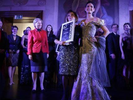 Modemacher aus Wien haben am Donnerstag eine Auszeichnung bekommen.
