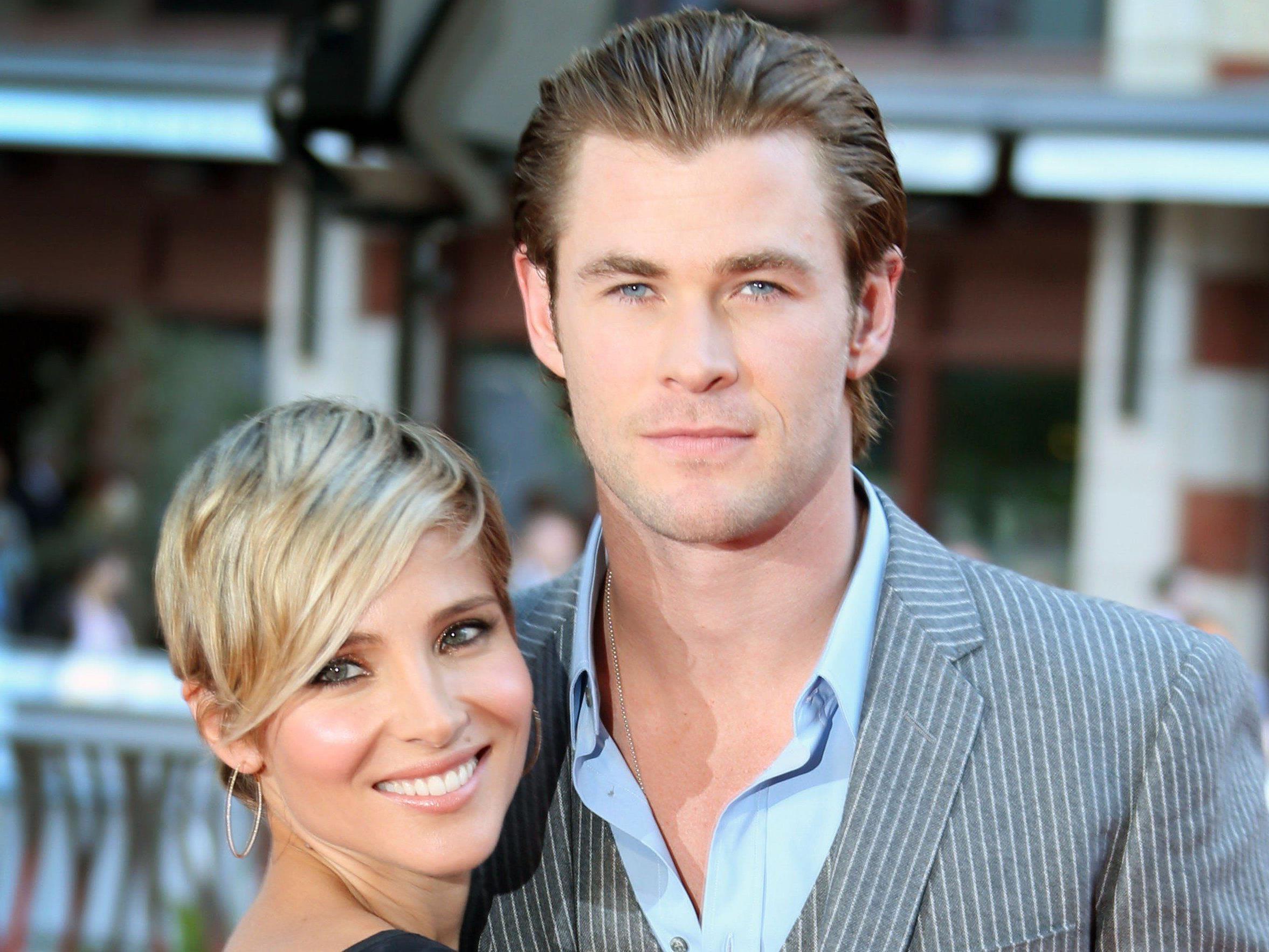 Chris Hemsworth und seine Frau Elsa Pataky erwarten ein zweiten Kind.