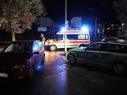 Die EInsatzkräfte brachten die Verletzten sofort ins Unfallkrankenhaus nach Salzburg.