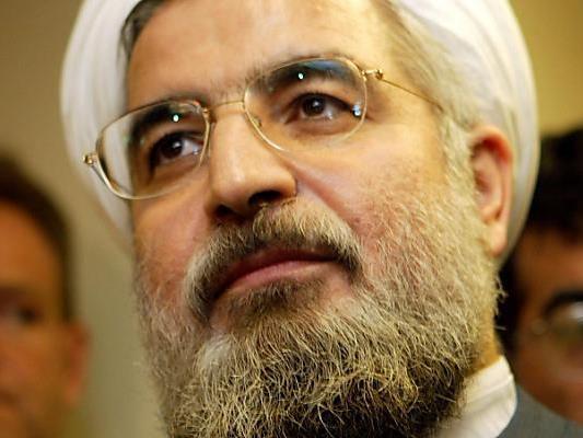 Rohani gilt als gemäßigter Präsident