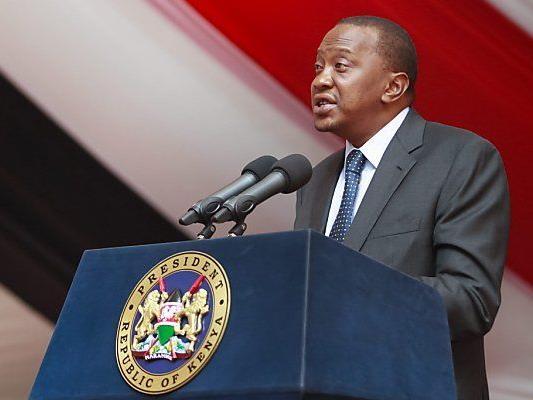 Kenyatta soll für Gewalttaten verantwortlich sein
