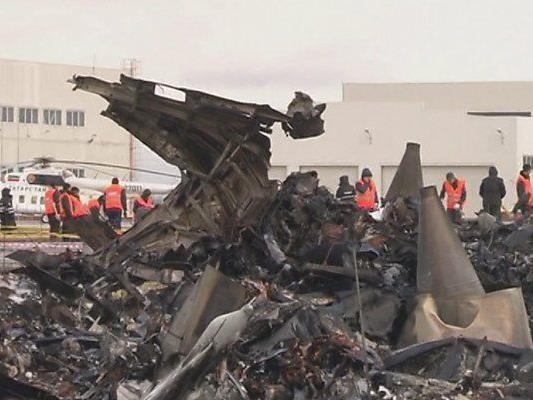 Crash forderte 50 Todesopfer