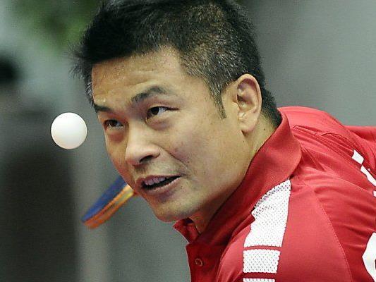 Chen Weixing gegen Gardos chancenlos