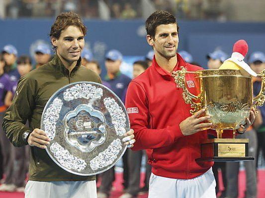 Tennisfans träumen von einem Finale Nadal-Djokovic