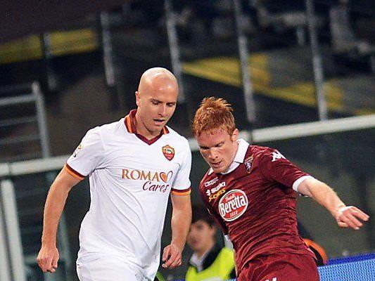 Erstes Unentschieden für Roma 2013/14